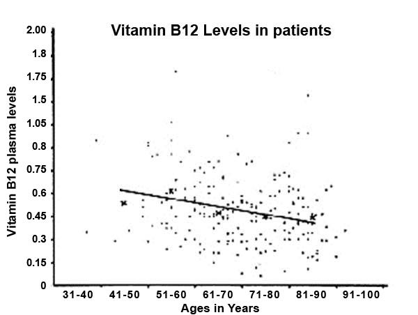 B12 levels