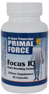 Primal Force Focus IQ