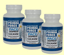 PACE Exoress Cleanse