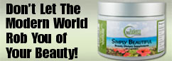 Get the Radiant Glow Nature Intended with Simply Beautiful