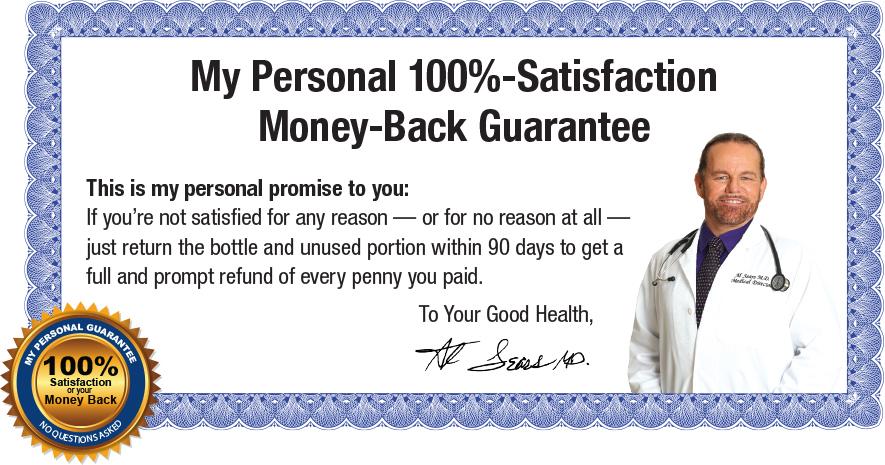 Moneyback Guarantee