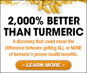 2,000% BETTER THAN TURMERIC