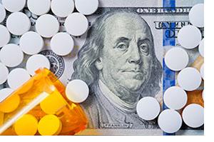 Big Pharma profit.