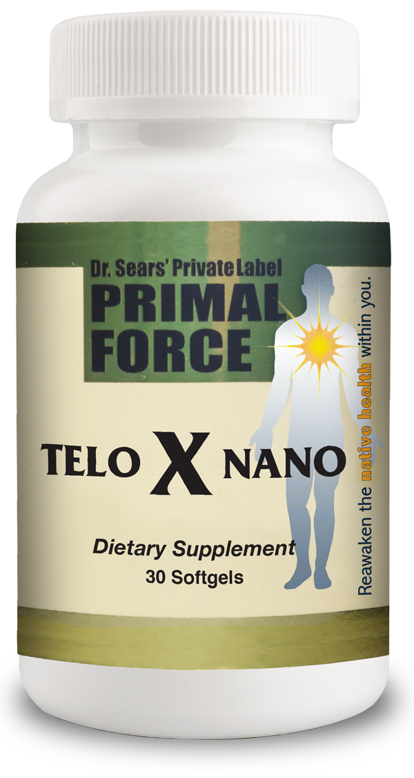Dr. Al Sears Telo X Nano Primal Force